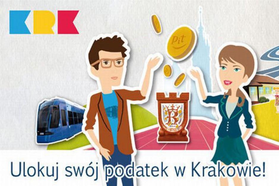 Kraków zachęca do płacenia podatków w mieście