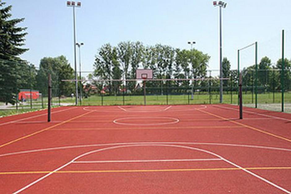 Nowe boisko dla toruńskich licealistów