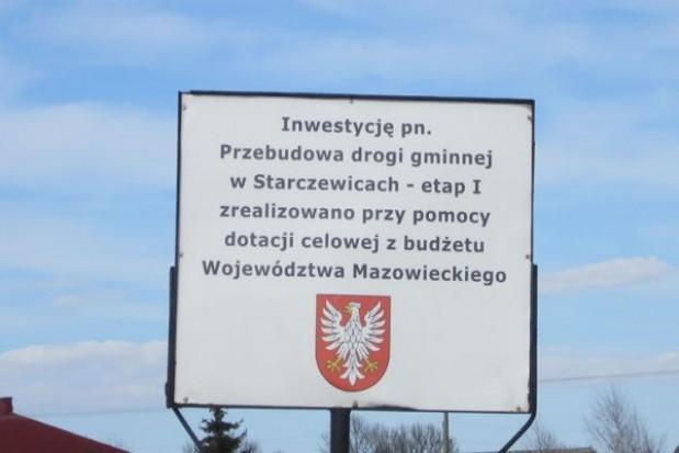 Zmodernizowane drogi w gminie Korczew otwarte
