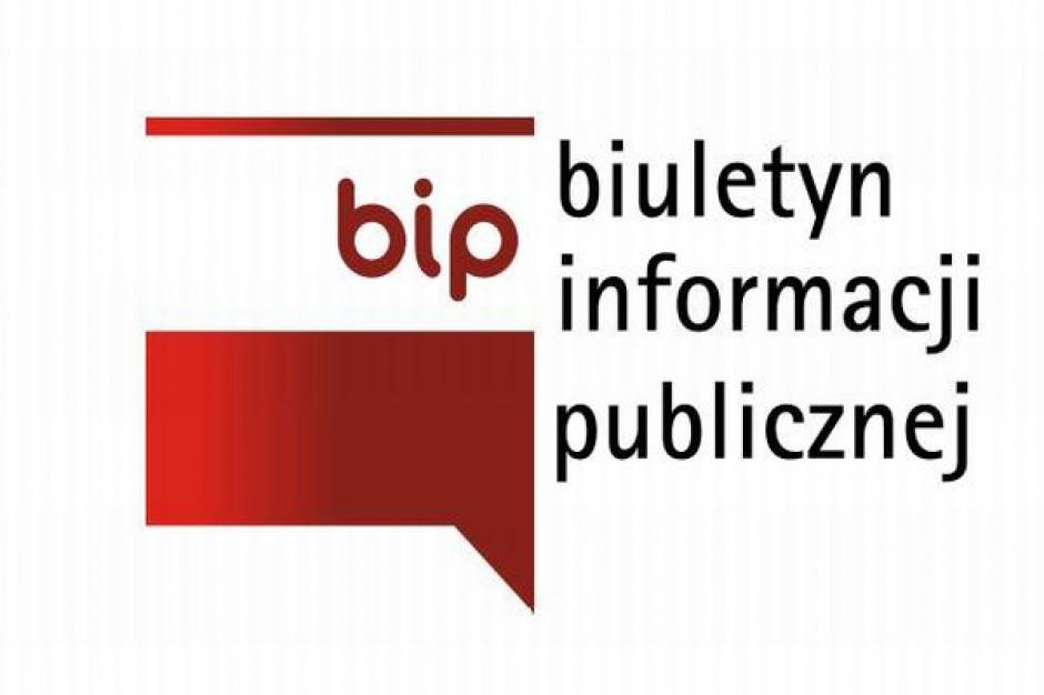 SSDIP umożliwi ujednolicenie stron BIP