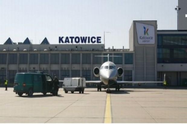Nowa hala przylotów katowickiego lotniska