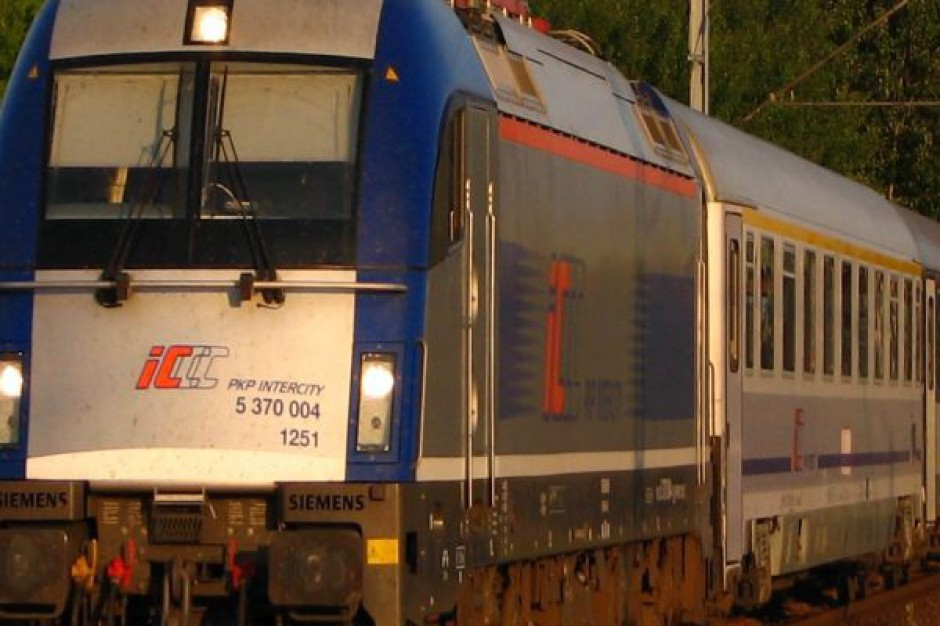 Bilety ze zniżką na pociągi EuroCity