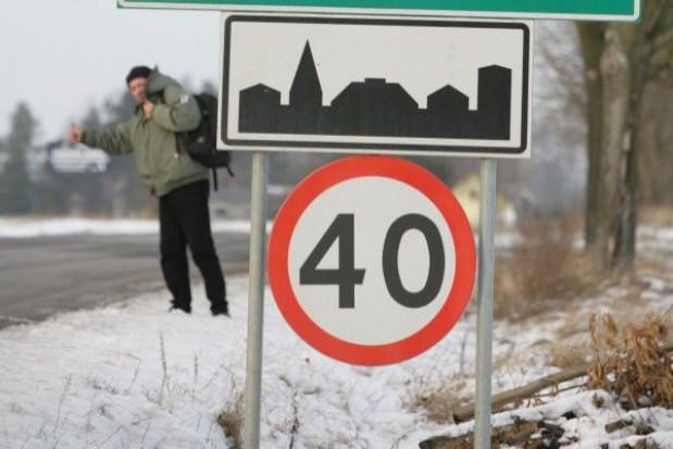 Polowanie na absurdy drogowe