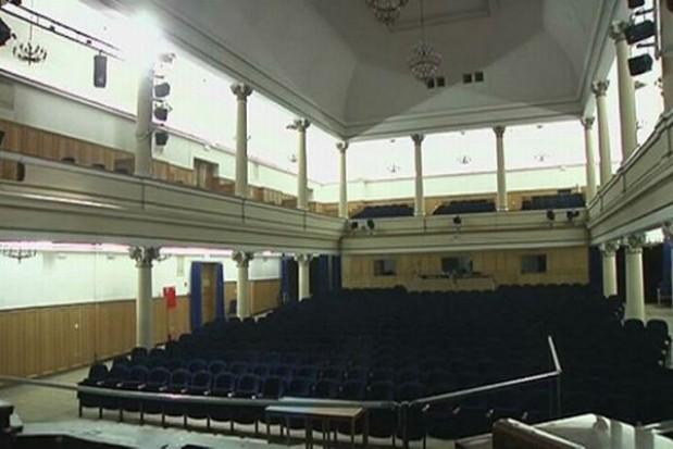 W Gliwickim Teatrze Muzycznym trwa remont