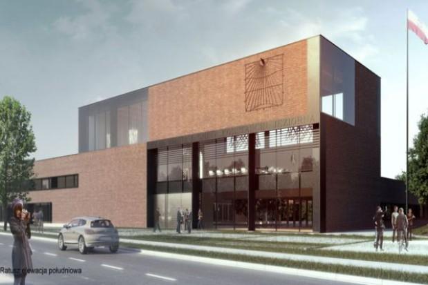 Jest projekt nowego ratusza w Konstancinie