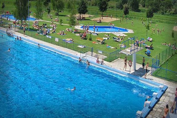 Modernizacja basenu w Jaśle ze środków unijnych