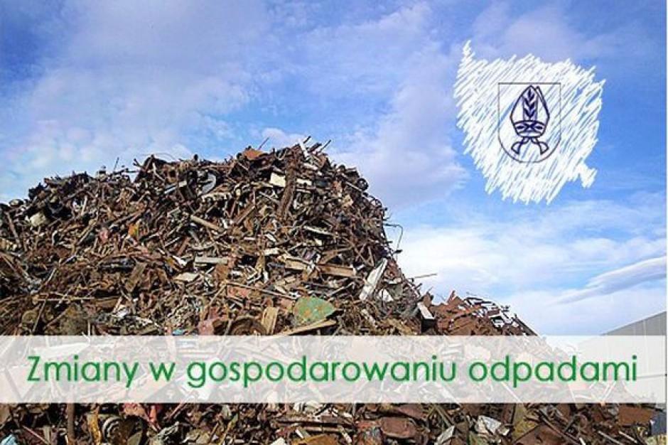 Radni Pelplina za zmniejszeniem śmieciowych opłat
