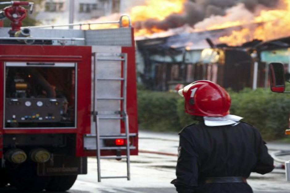 Nowy wóz strażacki dla OSP Mrowiny