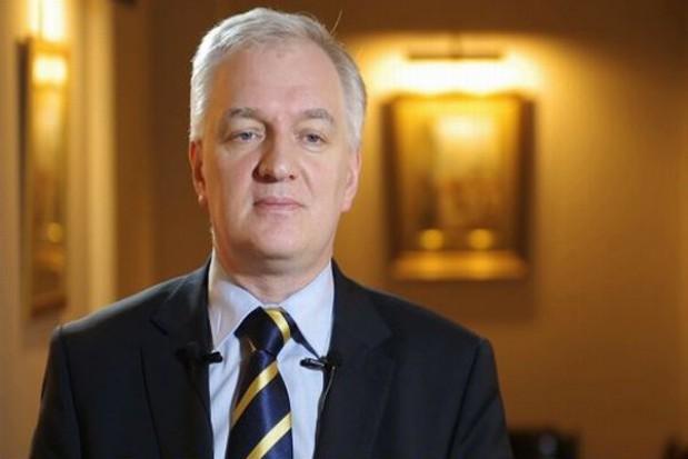 Minister Gowin: ustawa deregulacyjna jest dobra