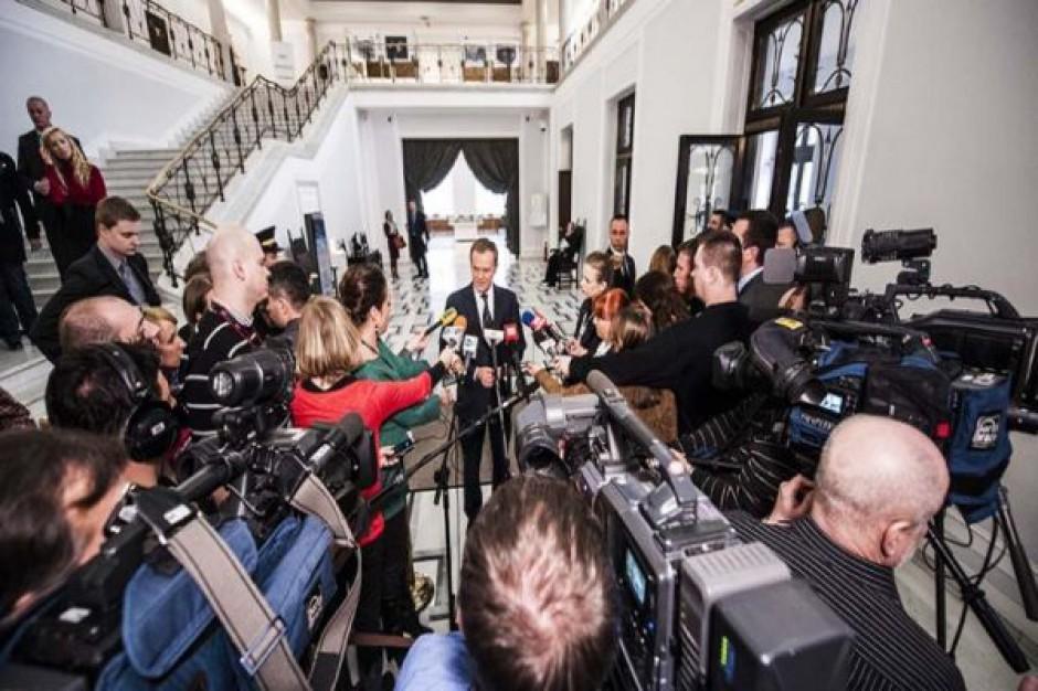 Reforma sądownictwa będzie kontynuowana