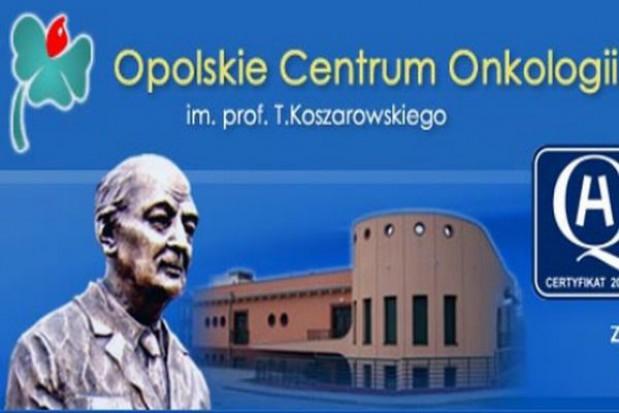 Otwarcie wyremontowanego bloku operacyjnego w Opolu