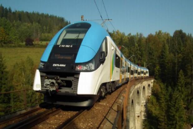 Utrudnienia w ruchu kolejowym na Śląsku