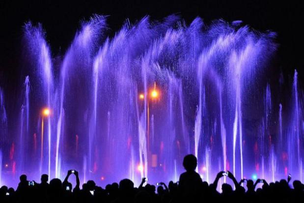 Za miesiąc pokazy w Parku Fontann w Warszawie