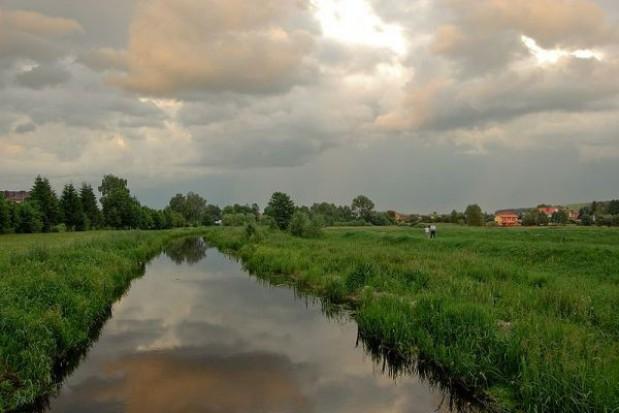 Zagrożenie powodziowe w Krasnymstawie