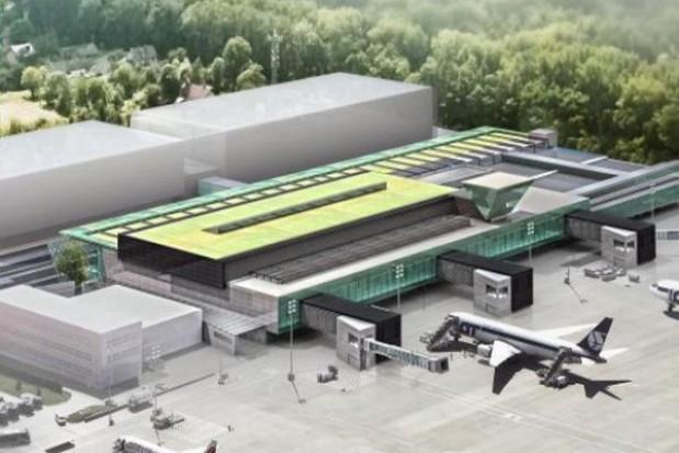 Rusza budowa nowego terminalu w Balicach