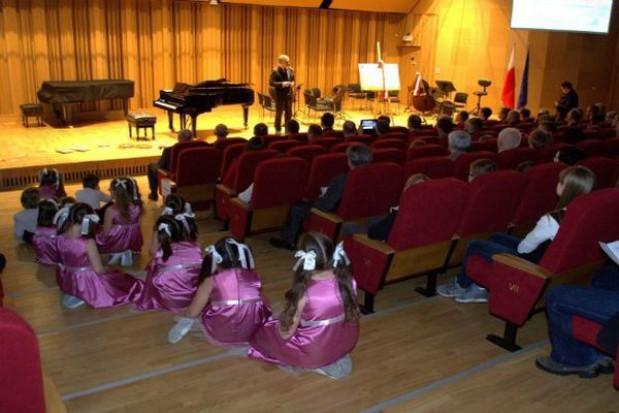 Muzyczna szkoła w Suwałkach jak nowa