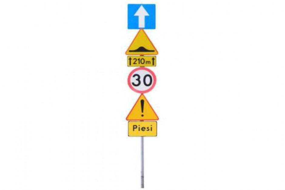 Oznakowanie dróg pod lupą NIK