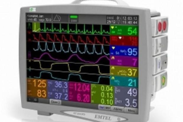 Nowe kardiomonitory w sieradzkiej lecznicy