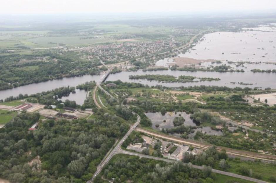 Stan pogotowia przeciwpowodziowego dla terenów nadwiślańskich