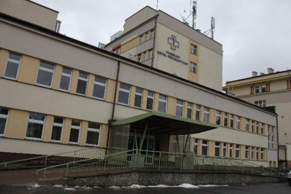Konkurs na dyrektora powiatowego szpitala