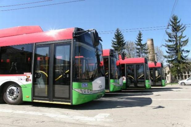 Trolejbusy wracają do łask w całej Europie