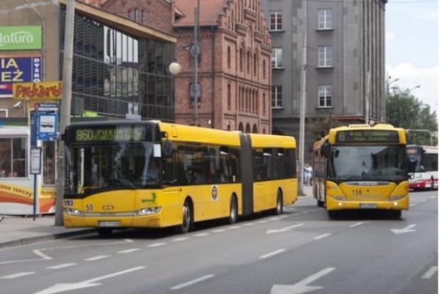 Zmiany w komunikacji w centrum Katowic