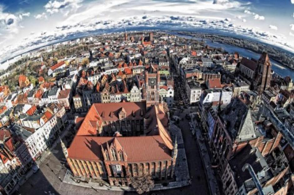 Toruń popularny wśród zagranicznych turystów