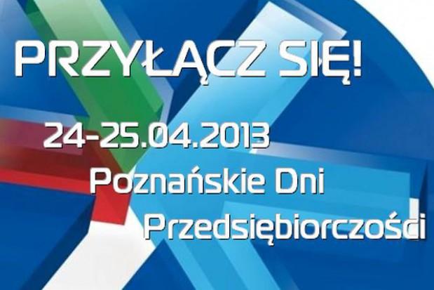 Rozpoczęły się Poznańskie Dni Przedsiębiorczości