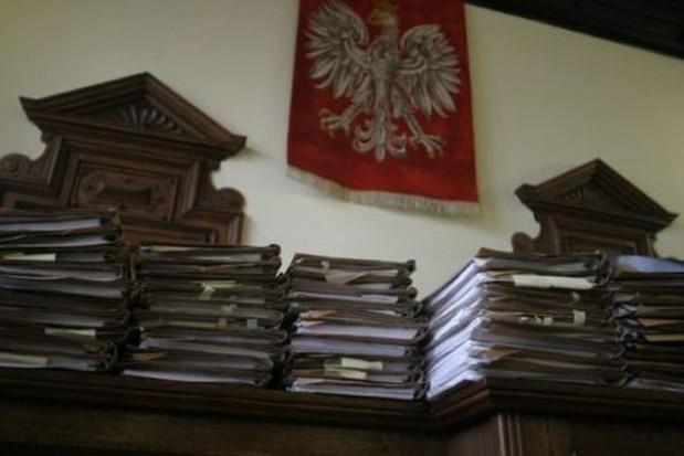 Po majówce Sejm wróci do obywatelskiego projektu ws. sądów