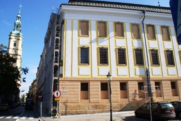 Legnickie remonty zabytków