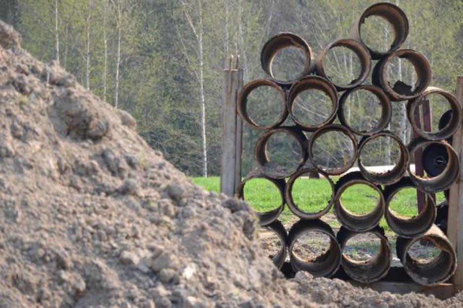 Czas na kanalizację i środowisko
