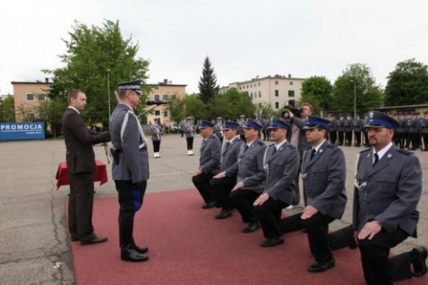 Śledczy badają przetargi w policyjnej szkole