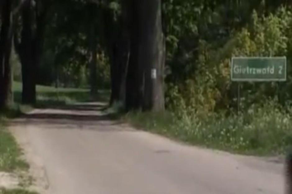 Przy Warmińskiej Drodze Krajobrazowej będzie ścieżka pieszo-rowerowa