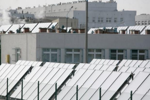 Polska liderem kolektorów słonecznych