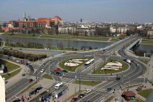 Kraków ogłosił przetarg na przebudowę ronda Grunwaldzkiego