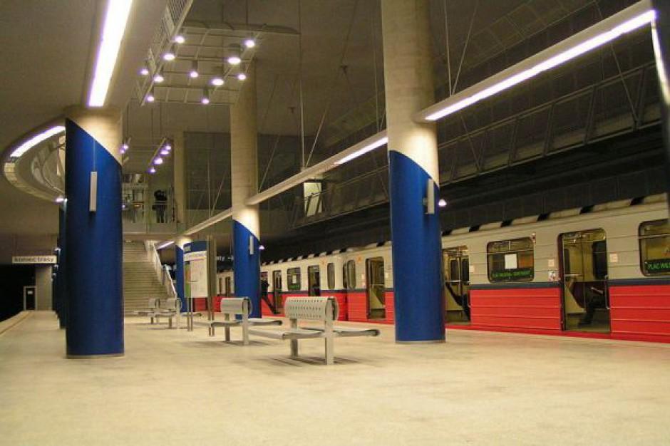 Zmiany w kursowaniu metra