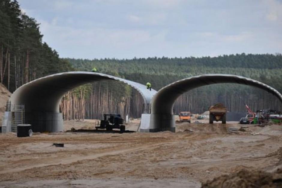 710 mln zł dla firm budujących drogi
