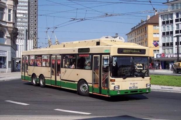 Lublin będzie miał 38 nowych trolejbusów