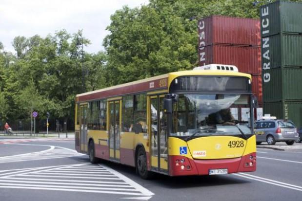 Stołeczne linie autobusowe 175 i 521 bez zmian tras