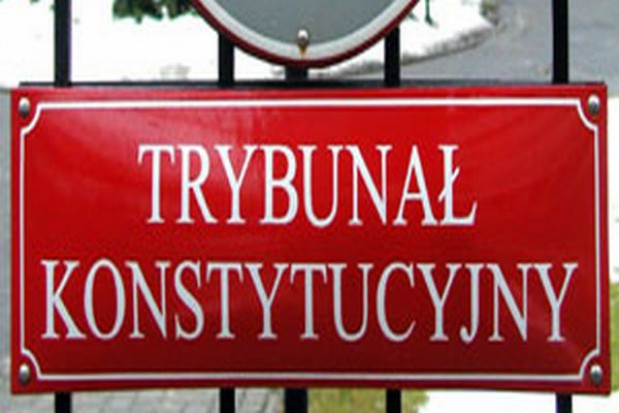 Trybunał wróci do janosikowego?