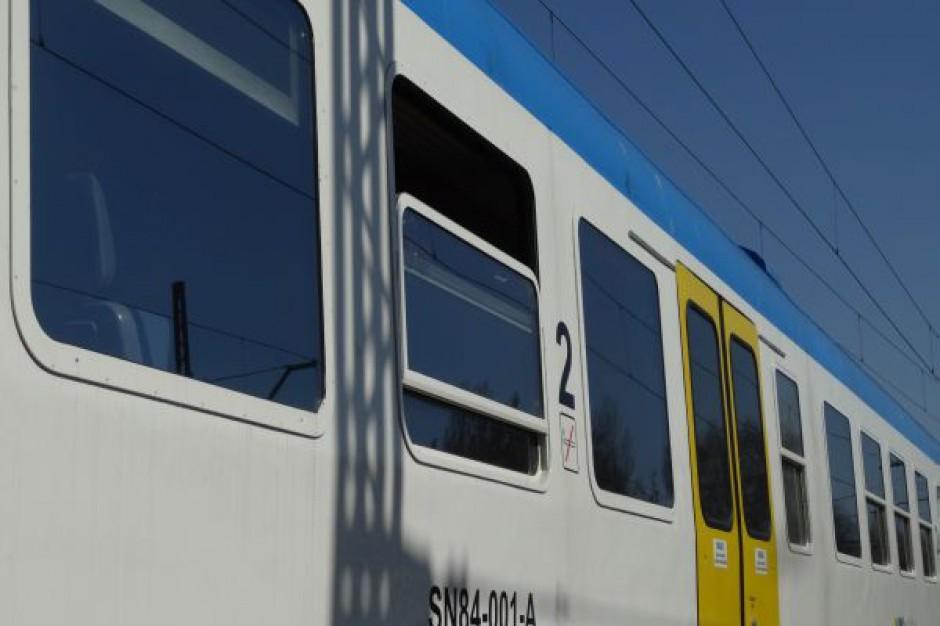 Chcą połączeń kolejowych z Pyrzowicami z 3 stron