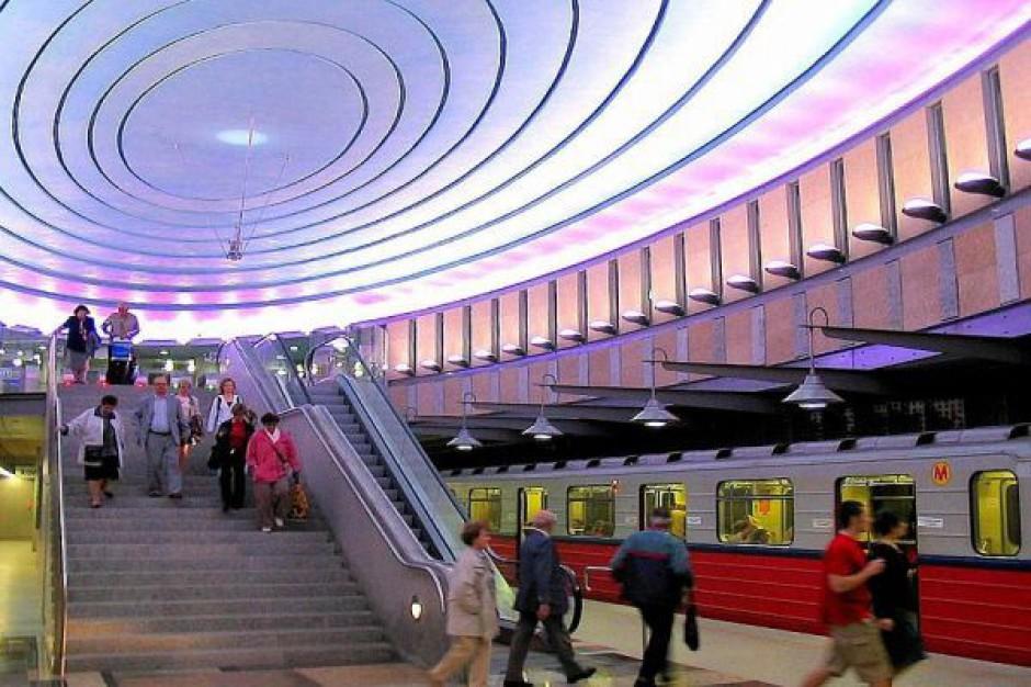 Ograniczenia w kursowaniu metra