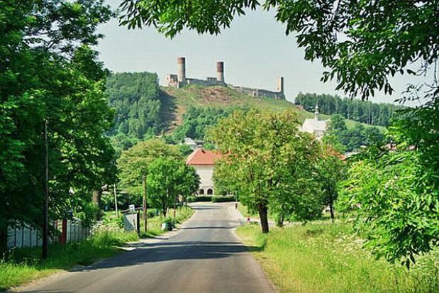 Zamek w Chęcinach nieczynny w tym sezonie