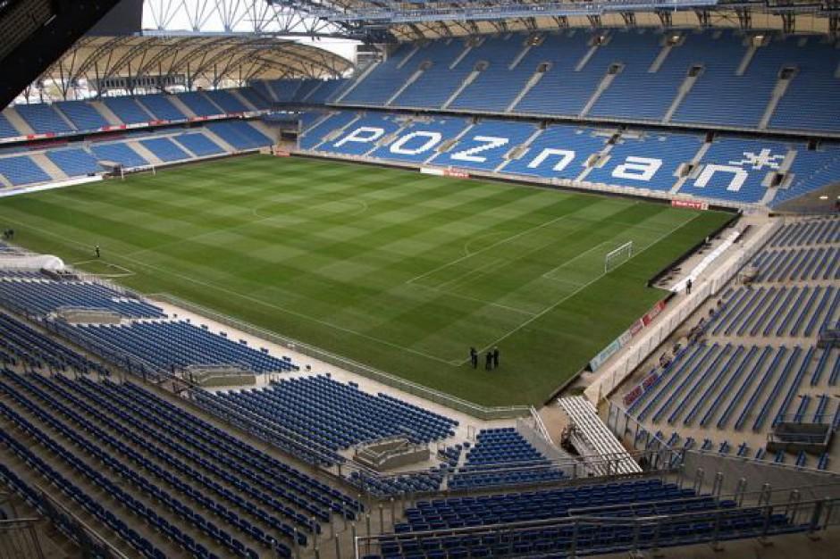 Mniej za dzierżawę poznańskiego stadionu