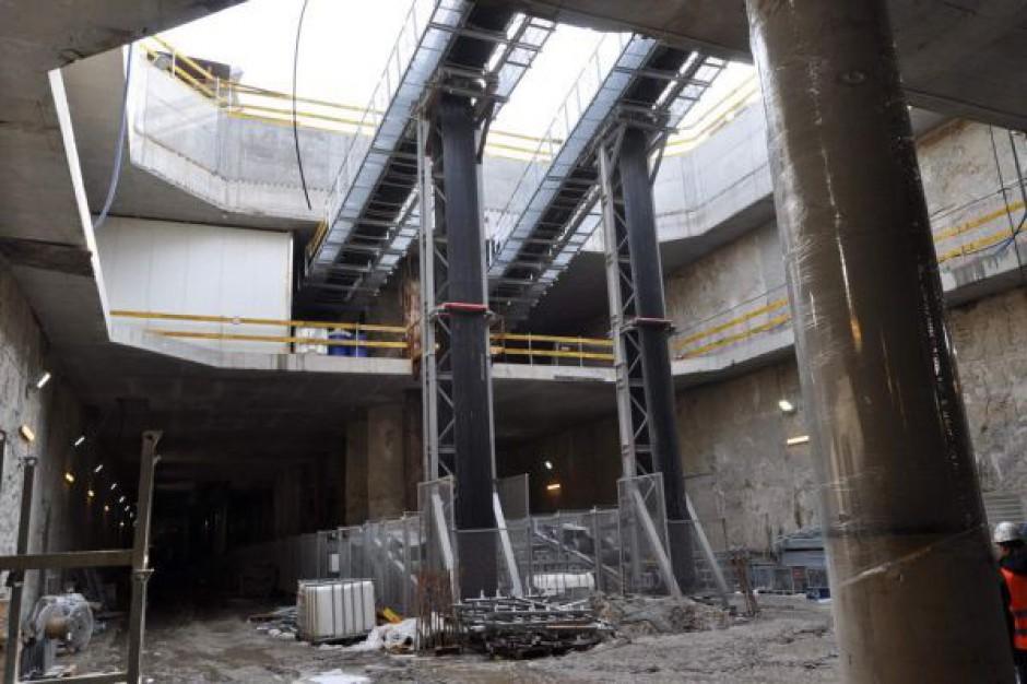 Nie naruszono praw autorskich Fangora przy budowie II linii metra