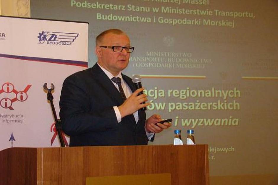 Koleje Śląskie zasmuciły wiceministra