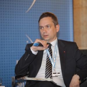 Paweł Sosnowski, naczelnik Wydziału ds. Odpadów Poużytkowych Departamentu Gospodarki Odpadami Ministerstwa Środowiska.