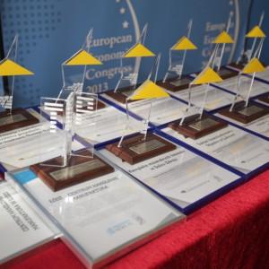 Na laureatów czekały statuetki i dyplomy