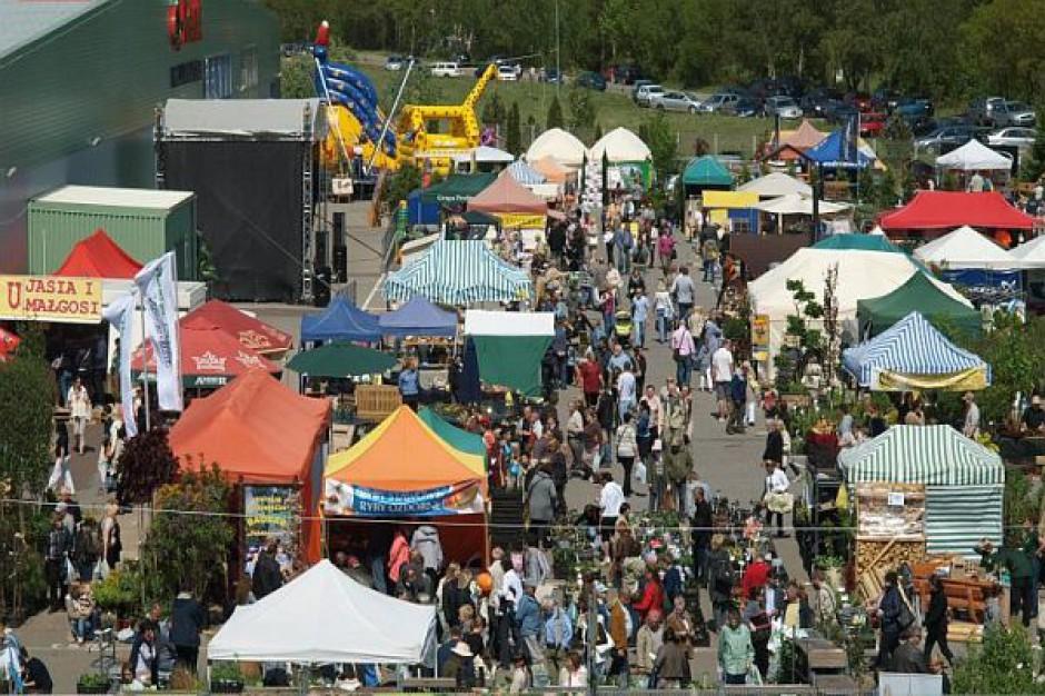 Około 200 wystawców na ogrodniczej wystawie w Gdańsku