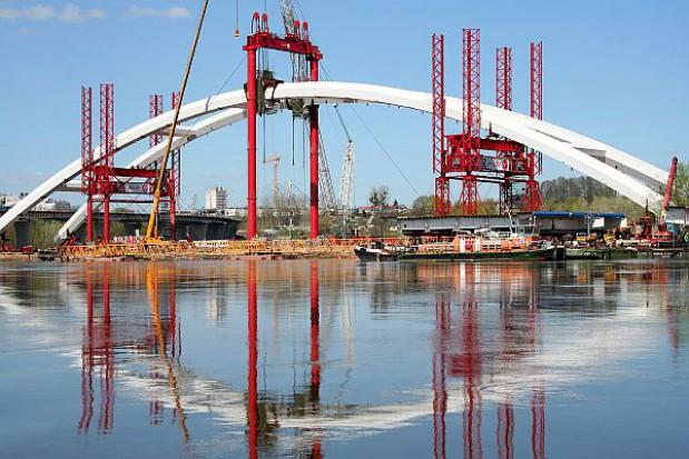 Drugi łuk toruńskiego mostu popłynie